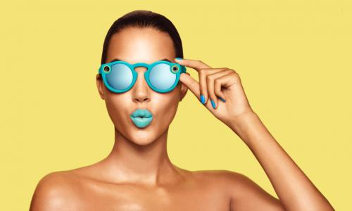 Cosa sono gli occhiali Spectacles?